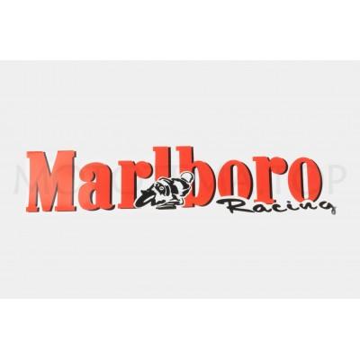 Наклейка логотип MARLBORO (27х6см) (#0174)